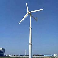 5千瓦低风速直驱式发电机小型家用风力发电机