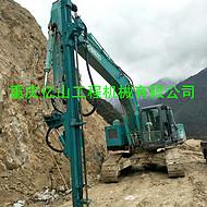 全国直销挖掘机改装钻机厂家,边坡钻机、隧道钻机、工程矿山开采钻孔机