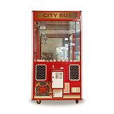 慧丰动漫科技超大汽车系列city bus公交车款娃娃机