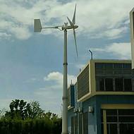 永磁10kw中小型風力發電機外形美觀風能轉化率高