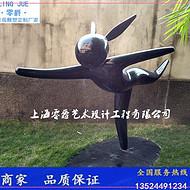 福建*十二生肖兔子雕塑-园林龟兔赛跑景观