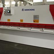 上海冲剪QC11K-20×4000 快速液压剪板机