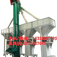 垂直型高距离斗提机  多瓦斗垂直送料斗式提升机