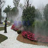 鑫奥喷雾XA50 户外公园造景雾森系统 喷雾造景设备