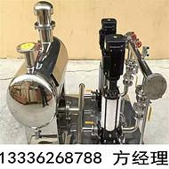 南方泵供水设备  定压补水装置  设计及原理