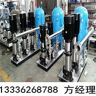 鑫溢 PLC智能供水设备  定压补水装置 介绍