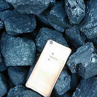 矿上直发内蒙考考赖煤矿煤炭块煤49块