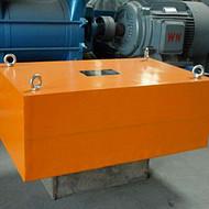 河南制砖机永磁悬挂除铁器价格