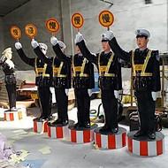 沈阳假警察仿真警察安全员机器人批发,沈阳仿真警察安全员机器人