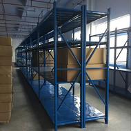 电子厂中型货架-深圳兄弟货架厂