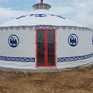 景區蒙古包