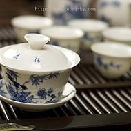 茶具设计_陶瓷茶具礼品_景德镇陶瓷茶具