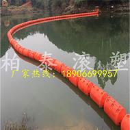 水电站拦污排拦污浮体水电站拦污浮漂价格