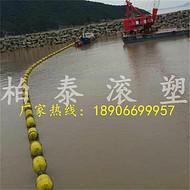 水电站河道垃圾拦截漂拦污排塑料浮筒