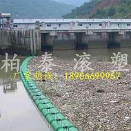 发电厂拦污浮筒高分子浮式拦污排现货足