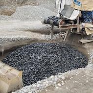 黑色鹅卵石图片_全新黑色鹅卵石报价_渝荣顺矿产生产!