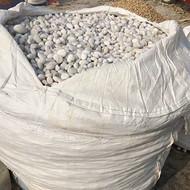 白色鹅卵石【高清图片】_ 白色鹅卵石价格_渝荣顺厂家生产!