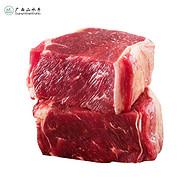 活牛西门塔尔安格斯牛犊养殖供给黄牛肉肉牛礼盒套餐全国销售