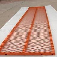 安平兆晟直销Q235重型钢板网具有高强度防滑耐磨性