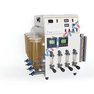 FM-ED-0120 电渗析/双极膜小试设备,用于盐装酸碱,物料脱盐,高倍浓缩