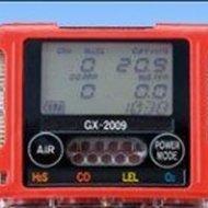 原装进口日本理研GX-2009袖珍型四种气体检测仪