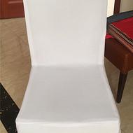 弹力空气层椅套 酒店会议婚庆宴会 家庭 聚会 餐厅易安装