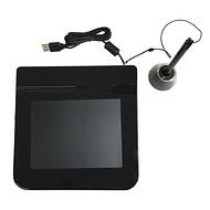 供应营业厅无纸化电子签名高品质无源电磁手写板数位板签名板