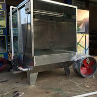 东莞水帘柜设备 水帘柜喷漆柜 水帘柜喷油柜