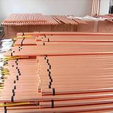 河南机房防雷接地材料铜包钢接地棒的厂家接地棒价格