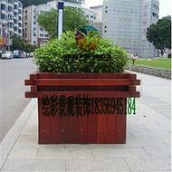 安徽合肥绘彩景观厂家生产直销花架阳台花槽优惠树池移动花池桶