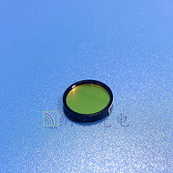 荧光分析滤镜555nm窄带滤光片检测仪器滤镜