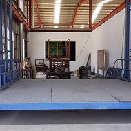 大吨位货梯厂家新品DDWHT型超大吨位液压货梯
