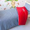 幼儿园宝宝小班中班大班被子被褥买多大合适尺寸多少