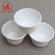 厂家供应 一次性纸浆环保杯 甘蔗浆可降解杯 纸浆咖啡杯