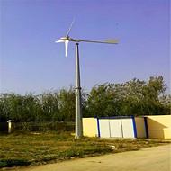 直驱10千瓦永磁发电机小型家用风力发电机