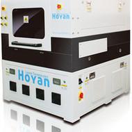 火焱激光切割机MicroScan6000PII采自动聚焦,精度更高
