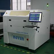 供应火焱SMT钢网激光切割机G680-AL*