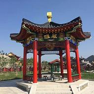 港浩龙仿古木雕厂专业承接仿古建筑、仿古门头、阁楼寺庙、牌坊等古建筑的施工与造价!