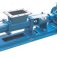 G Series screw pump/rotary pump