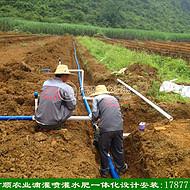 南宁农业滴灌喷灌水肥一体化设备 农业现代化节水灌溉工程