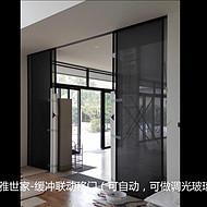XIYATH-窄边框移门,窄框联动移门,窄框厨房自动移门,衣帽间窄框自动移门
