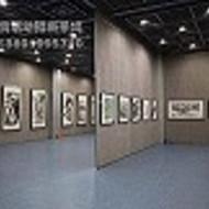 100型展览馆活动隔断