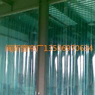 福州窗帘空调帘透明帘软门帘垂帘风暴帘塑料帘厂家