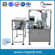 DGK-10-30系列转盘型口服液灌装机