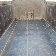 * 耐磨煤仓衬板 推土机推上板料里 自卸卡车厢内料
