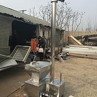 山东绞龙输送机 垂直螺旋输送机