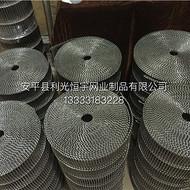 安平厂家现货供应回流焊机网带 乙型网带 耐高温 不变形