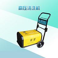 上海熊猫PM-370物业小区地面污垢冲洗高压清洗机