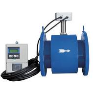 分体式电磁流量计DN150 潜水型暗渠污水流量计市政排水系统**