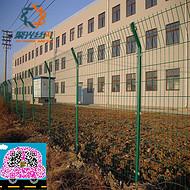 小区围墙网@双边丝隔离围栏网@安平聚光制造